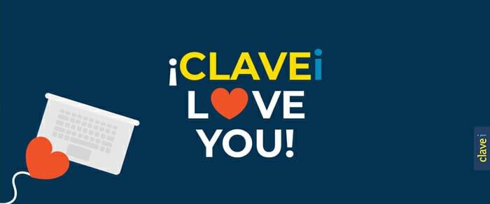 ¡Clavei te quiere!