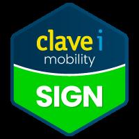 ClaveiMobility SIGN 1