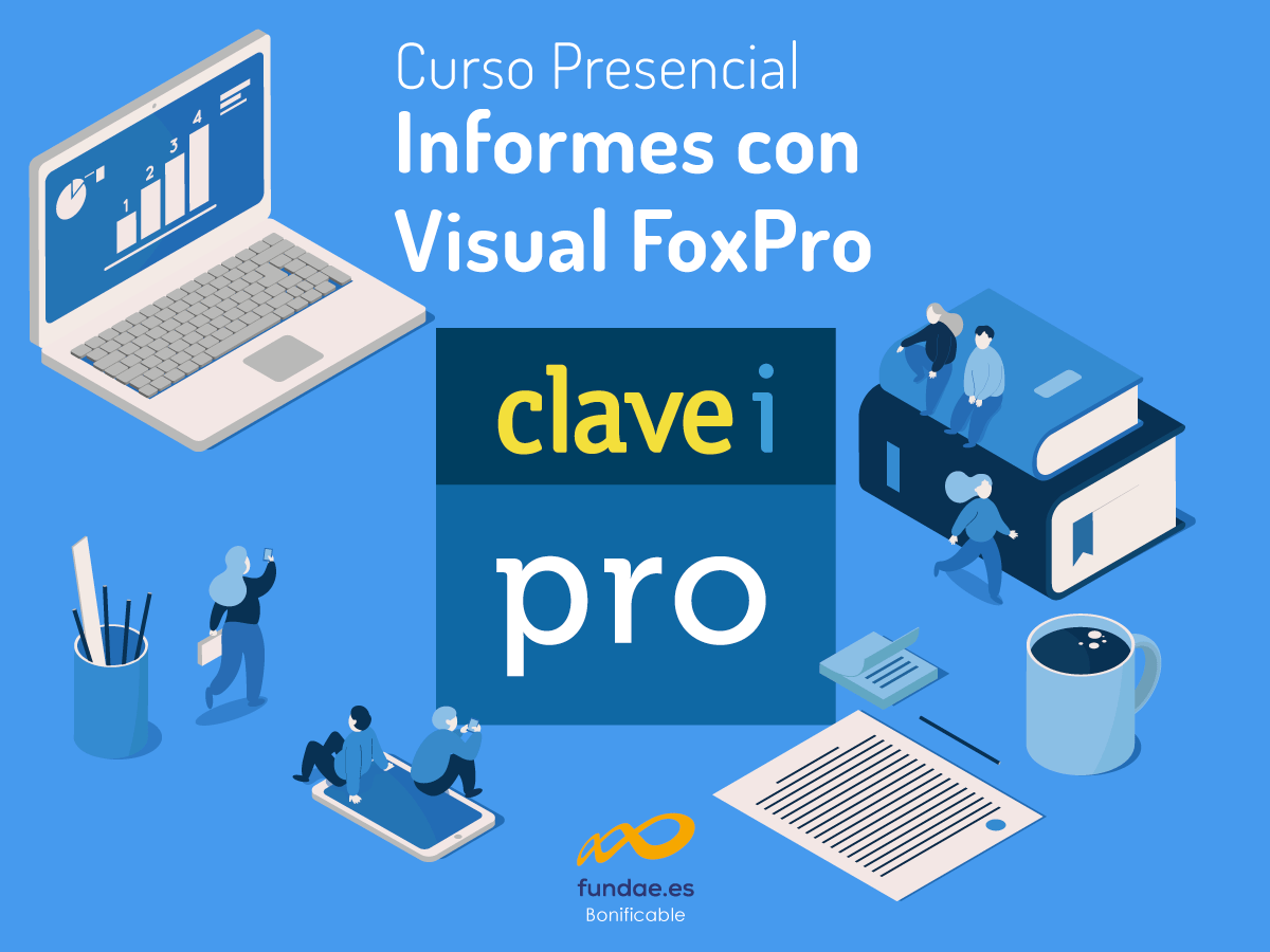 ClaveiPro-Informes-Visual-Foxpro