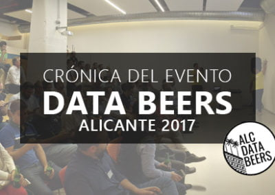 CLAVEi patrocina la 2ª edición de DataBeers Alicante, evento de Analytics y BIG DATA