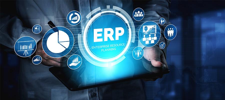 ERP vertical y horizontal