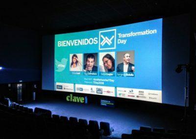 """Más de Trescientos Profesionales y Empresarios participan en """"El Día de la Transformación Digital"""" #TDay"""