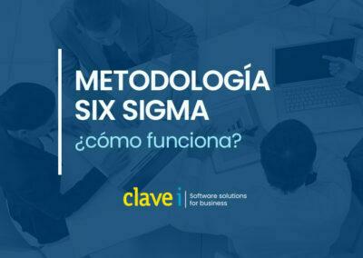 ¿Cómo funciona la metodología Six Sigma?