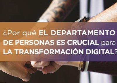 ¿Están preparados los departamentos de gestión de personas para la transformación digital?