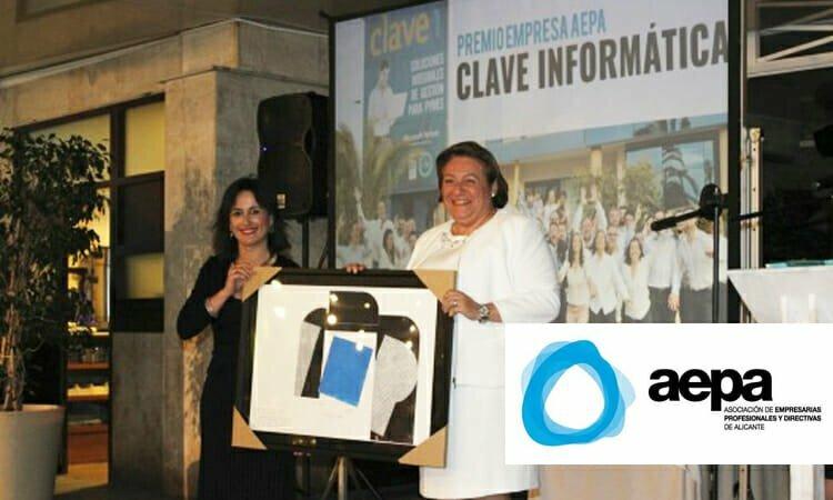 Premio AEPA Clavei