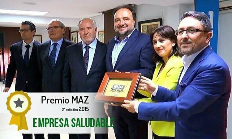 Premios MAZ Clavei