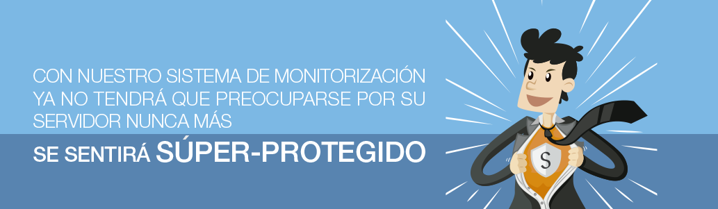 Sistema de monitorización clavei