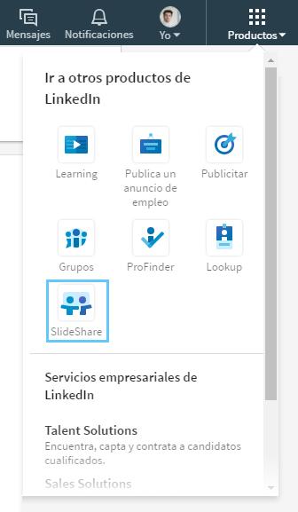 SlideShare-Linkedin