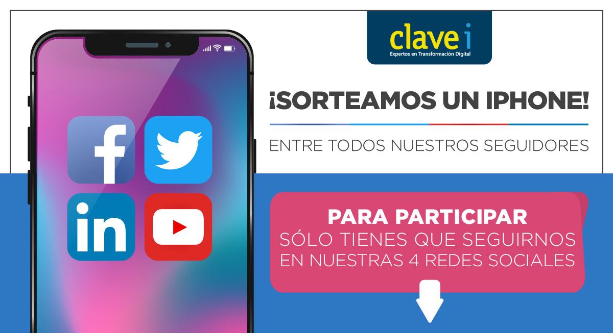 Sorteo-iPhone-Clavei