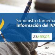 Suministro Inmediato de Información del IVA SII