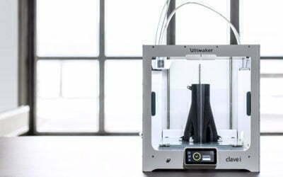 Clavei, se convierte en Reseller Autorizado de Impresoras 3D Ultimaker