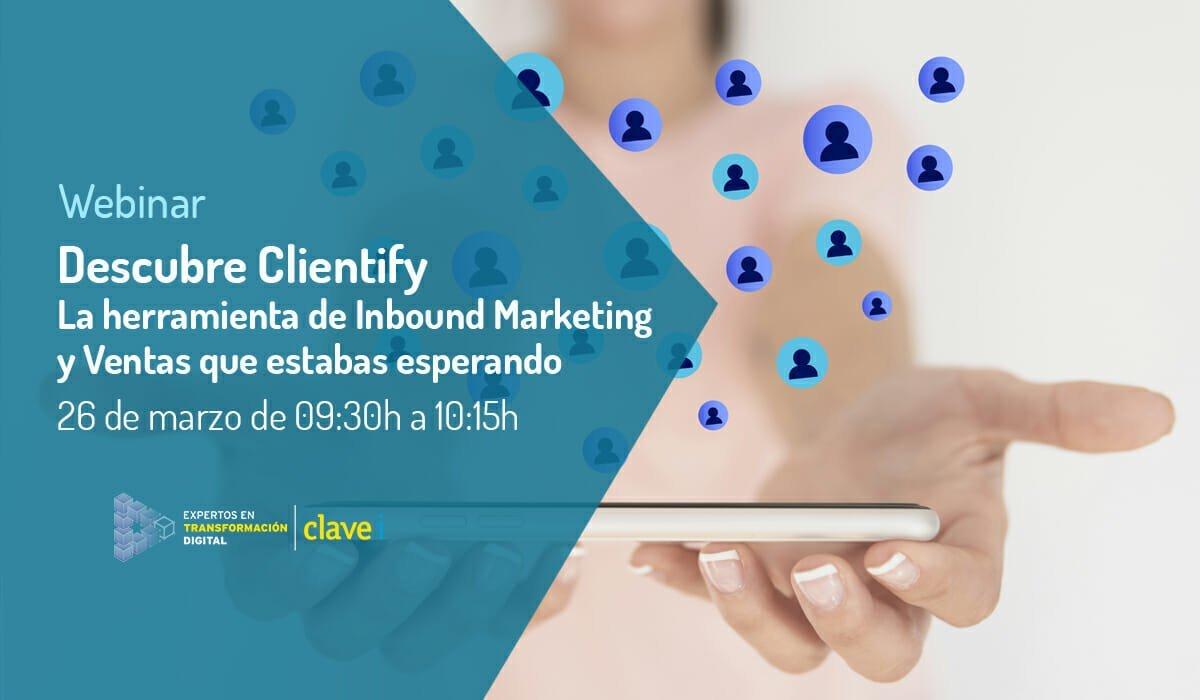 Webinar-Clientify