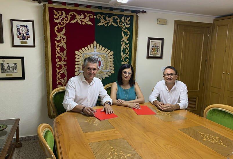 Acuerdo de colaboración con el Excmo. Colegio Oficial de Graduados Sociales de Alicante
