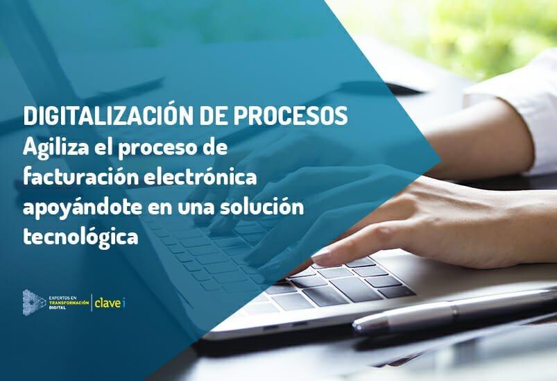 Cómo agilizar el proceso de facturación electrónica