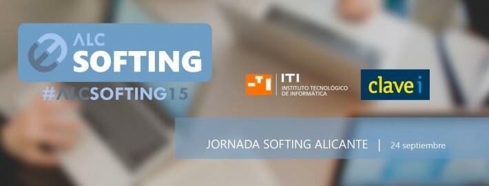 SOFTING ALICANTE, LAS ÚLTIMAS TENDENCIAS EN DESARROLLO DE SOFTWARE #ALCSOFTING15