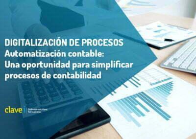 Automatización contable: una oportunidad para simplificar procesos de contabilidad
