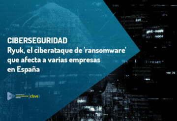 Un ciberataque de 'ransomware' afecta a varias empresas en España