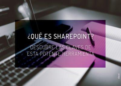 ¿Qué es SharePoint?