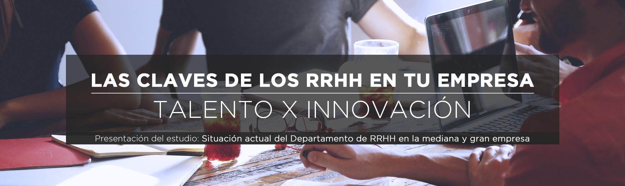 Claves para innovar en RRHH