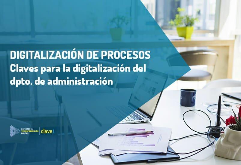 Cómo iniciar la digitalización del dpto. administración mediante Lean 5S