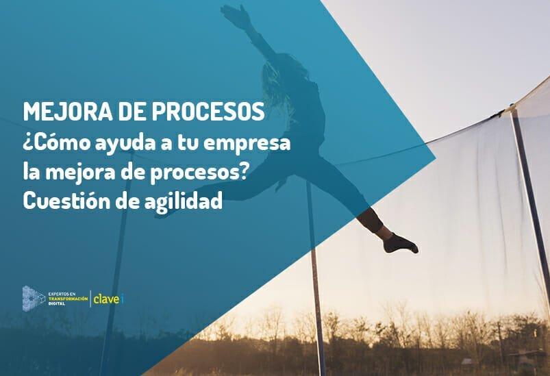 Cómo ayuda a tu empresa la mejora de procesos