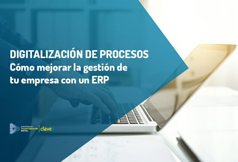 10 motivos para implantar un sistema ERP en tu empresa