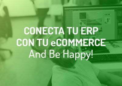 Las Ventajas de conectar tu ERP con tu eCommerce