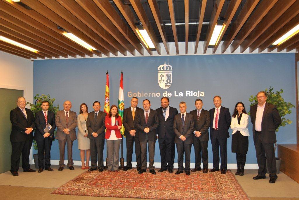 Jornada de CONECTIV con el gobierno de La Rioja