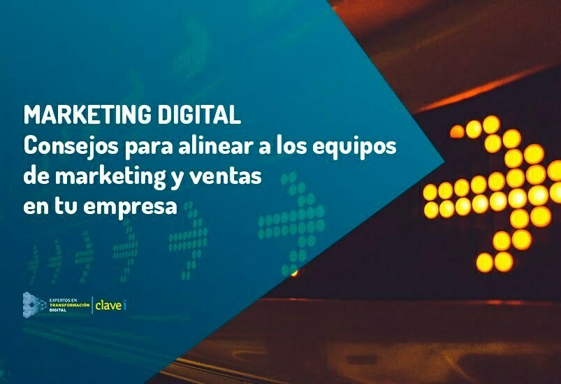 5 Claves para alinear Marketing y Ventas y propulsar los ingresos