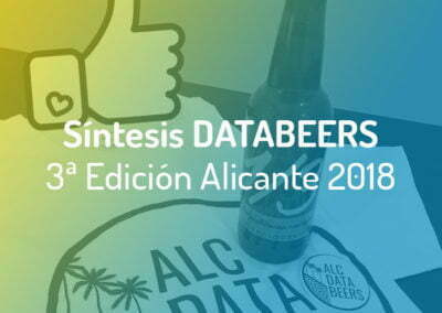 Clavei Patrocina La 3ª Edición del Evento sobre Business Analytics y Big Data en Alicante #DataBeersALC