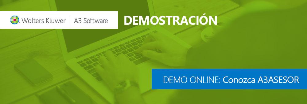 Demo Online A3ASESOR