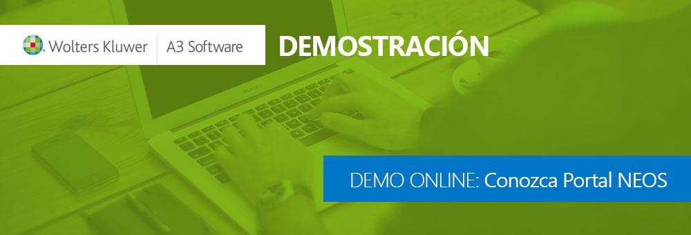 Demo Portal NEOS