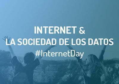 Feliz Día de Internet Impulsado por Los Datos