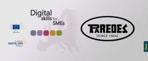 Digital Skills for SME's - Caso de Éxito Paredes