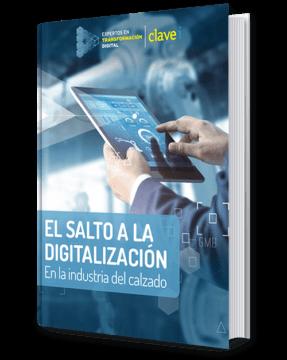 Descarga gratis el eBook sobre la digitalización en el sector calzado