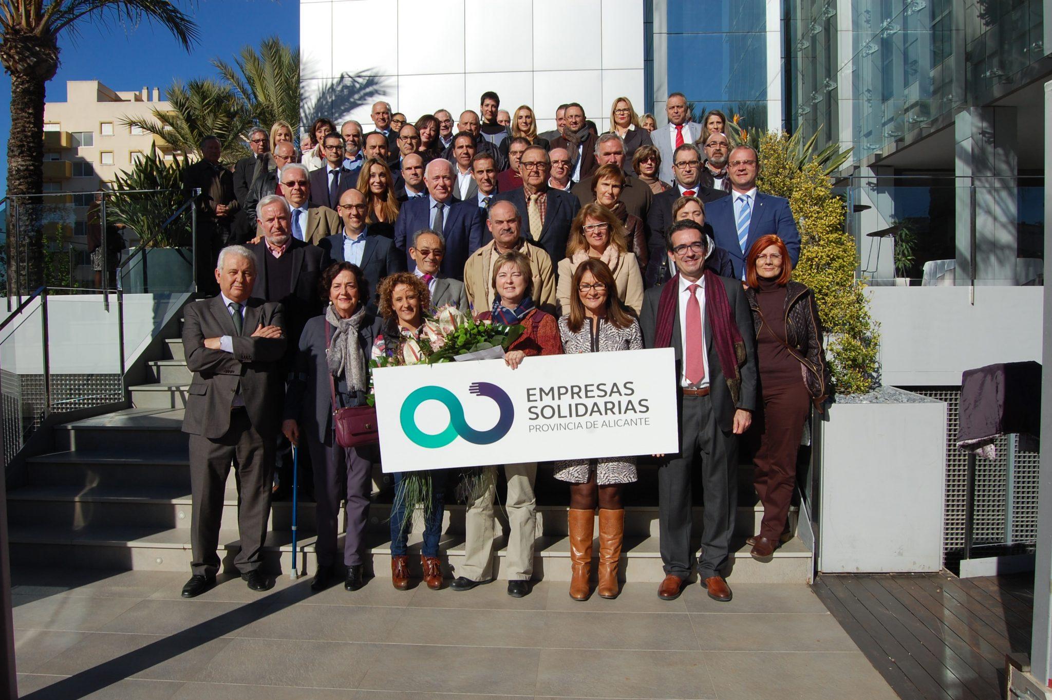 Empresas Solidarias Alicante 2014