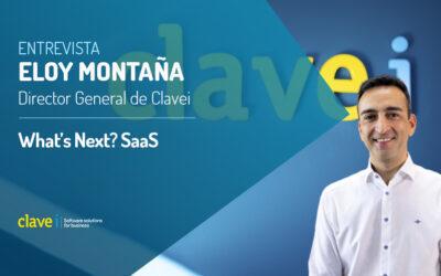 Entrevista a Eloy Montaña, Director General de Clavei