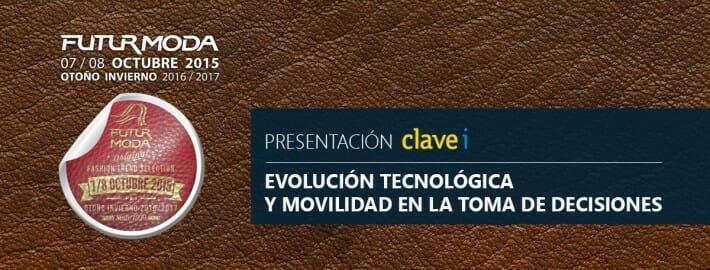 FUTURMODA 2015: INVITACIÓN Y PRESENTACIÓN CLAVEi