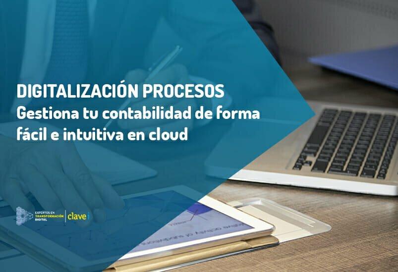8 ventajas de gestionar la contabilidad en la nube