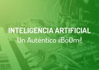 La Inteligencia Artificial Aplicada en La Empresa