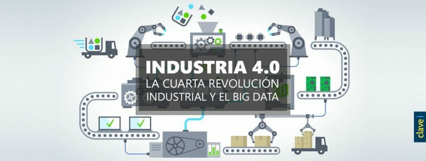 INDUSTRIA 4.0, LA CUARTA REVOLUCIÓN INDUSTRIAL Y EL BIG DATA