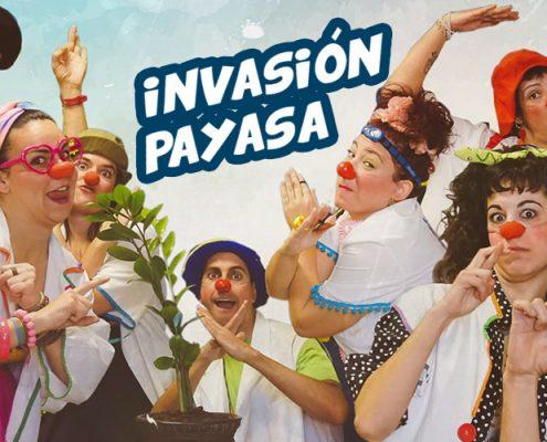 Invasión de payasos en CLAVEi