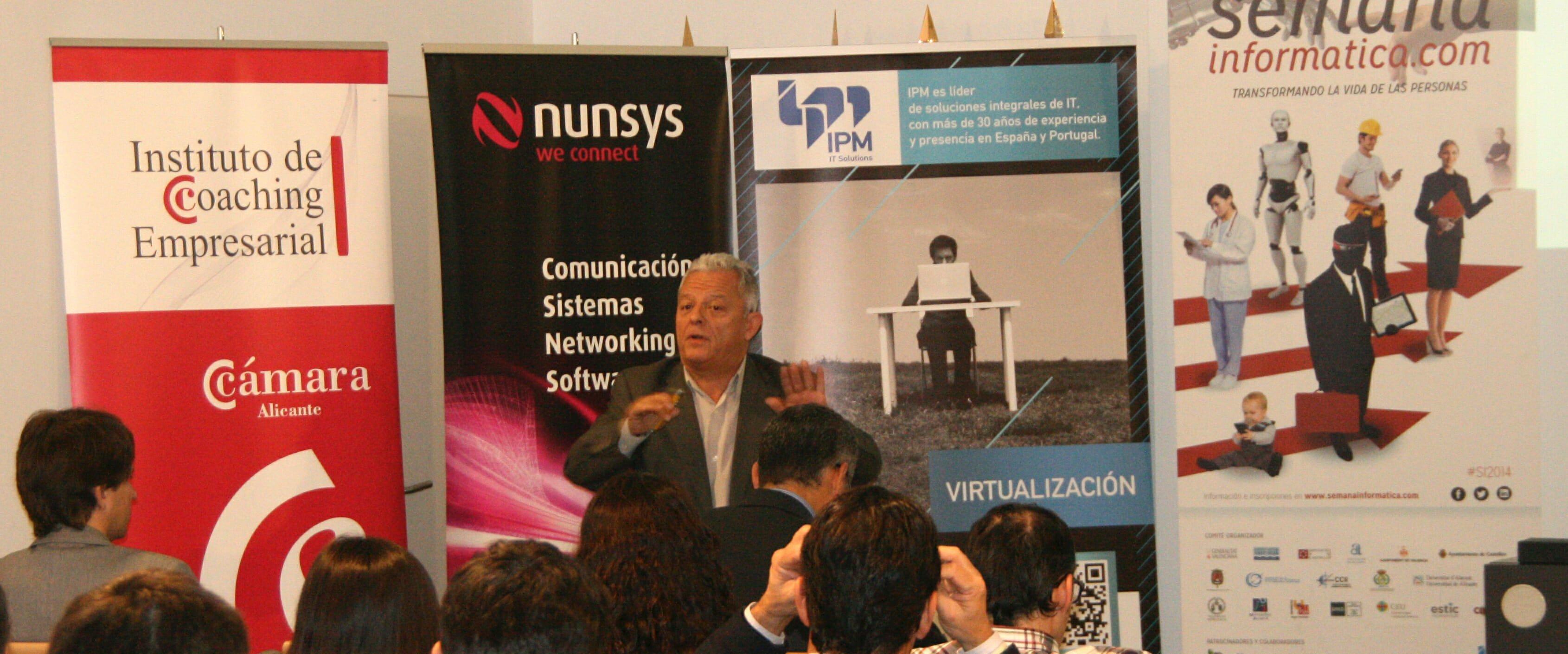 Josep Verdura en semana informática 2014