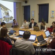 Kick Off Meeting ebiz 4.0