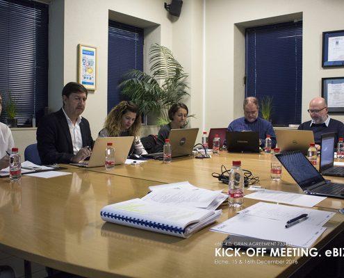 Kick Off Meeting ebiz 4.0