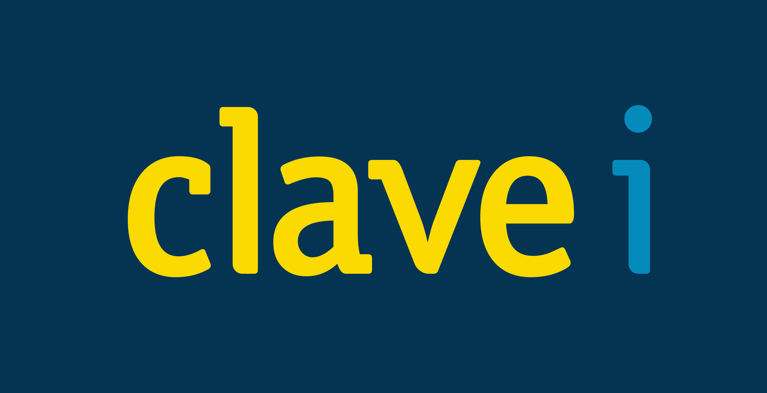 Logo CLAVEi - Clave Informática
