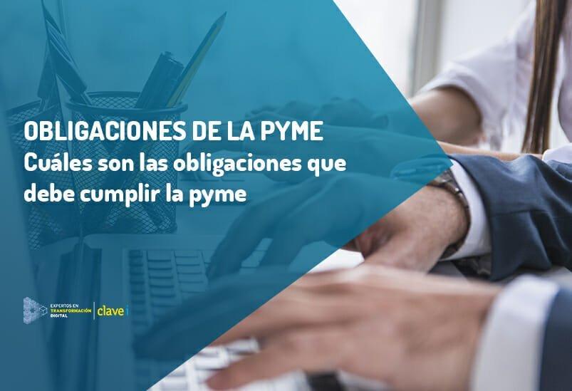 Obligaciones de la pyme para cumplir con la legalidad