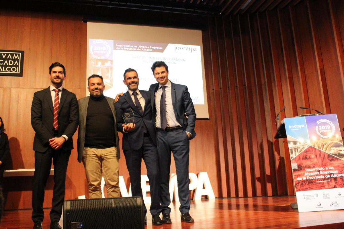 IV Premios Empresas Inspiradoras Jovempa