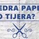 ¿Piedra, papel o tijera?