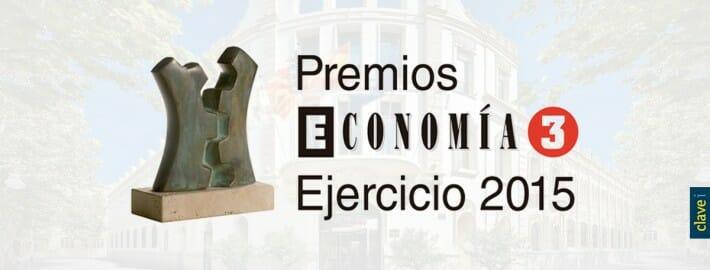 Premio Economia3 a CLAVEi por la Trayectoria Empresarial